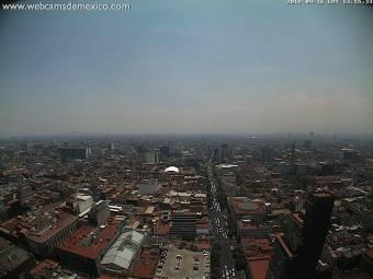 Webcam Mexico City