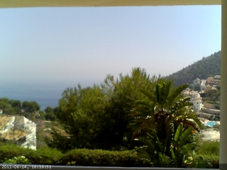 Webcam La Herradura