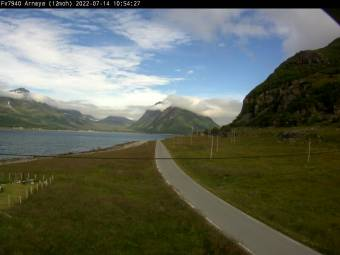 Webcam Langfjord
