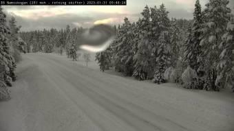 Webcam Bjørhusdalen