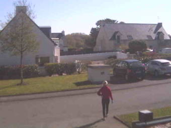 Webcam Plouhinec, Morbihan (56)