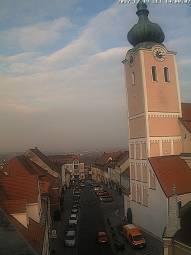 Webcam Landau an der Isar