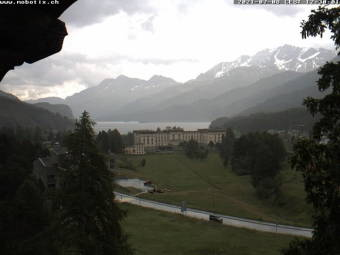 Webcam Maloja