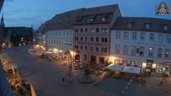 Hotel Zum Bär and Market Square