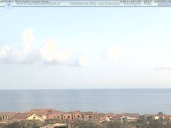 Webcam La Ciaccia (Sardinia)
