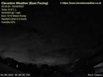 East facing Weathercam