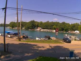 Webcam Gull Lake, Michigan