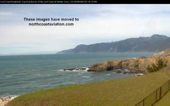 Webcam Shelter Cove, California