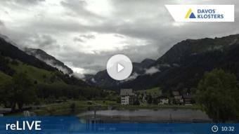 Webcam Klosters Platz