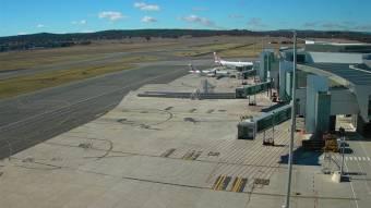 Hauptstadt Canberra » International Airport.