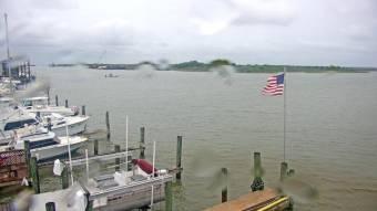 Webcam Port O'Connor, Texas