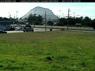 Webcam Morro Bay , California