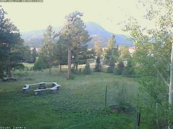 Webcam Estes Park, Colorado