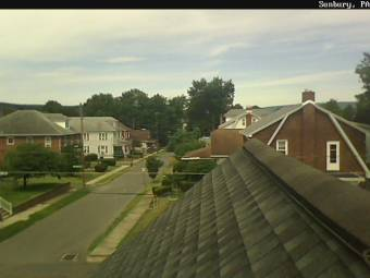 Webcam Sunbury, Pennsylvania