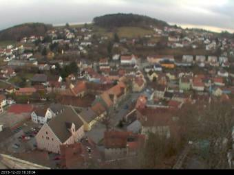 Webcam Falkenstein (Oberpfalz)