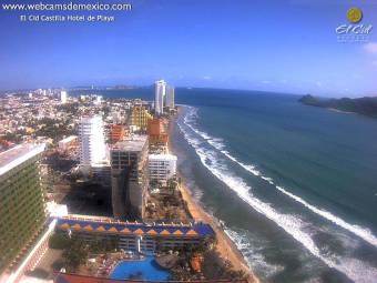 Webcam Mazatlán