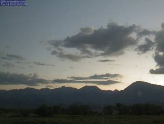 Webcam Bishop, California