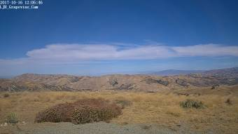 Webcam Tejon Pass, California