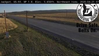 Webcam Jackpot, Nevada