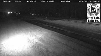 Webcam Thornton, Idaho