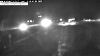 Webcam Little America, Wyoming