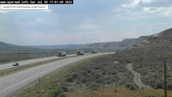 Webcam Point of Rocks, Wyoming