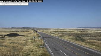 Webcam Waltman, Wyoming