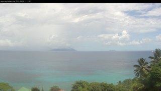 Webcam Glacis (Mahé)