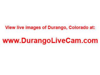 Webcam Durango, Colorado