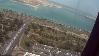 Webcam Abu Dhabi