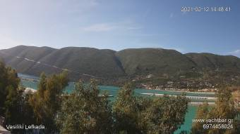 Webcam Vasiliki (Lefkada)
