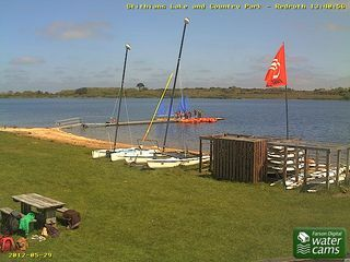 Webcam Stithians Lake