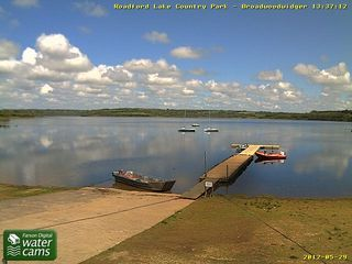 Webcam Roadford Lake