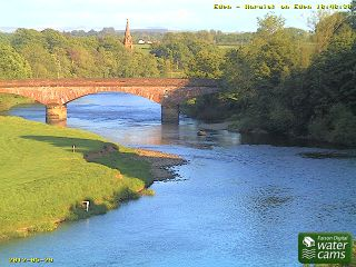 Webcam Warwick-on-Eden