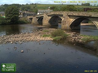 Webcam Haydon Bridge