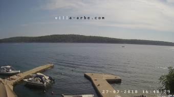 Webcam Barbat (Arbe)