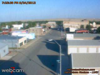 Webcam Harlowton, Montana