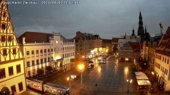 Hauptmarkt Zwickau