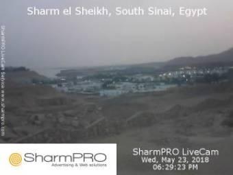 Webcam Scharm El-Scheich