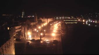 Webcam Trogir