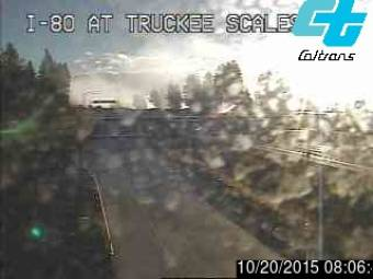 Webcam Truckee, California