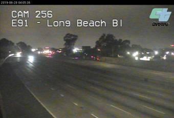 Webcam Long Beach, California