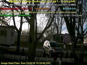 Webcam Bellevue, Nebraska