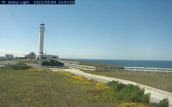 Webcam Point Arena, California