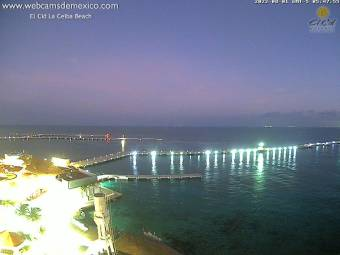 Webcam Cozumel