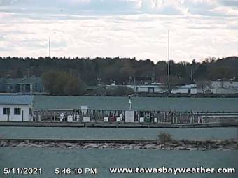 Webcam East Tawas, Michigan