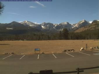 Webcam Rocky Mountain National Park, Colorado