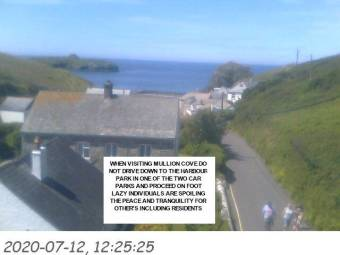 Webcam Mullion Cove
