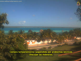 Webcam Bacalar
