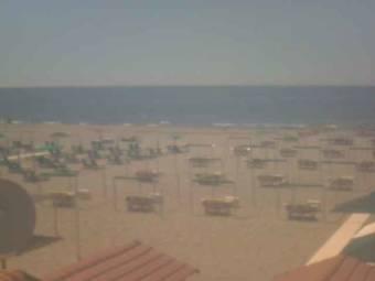 Webcam Forte dei Marmi: Bagno America